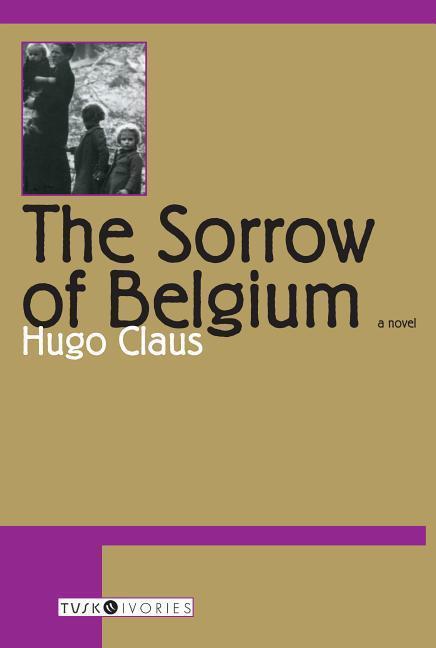 SORROW OF BELGIUM als Taschenbuch