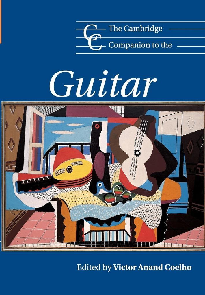 The Cambridge Companion to the Guitar als Buch