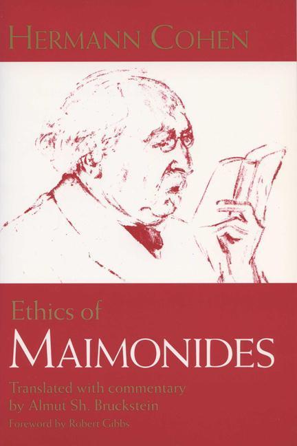 Ethics of Maimonides als Taschenbuch