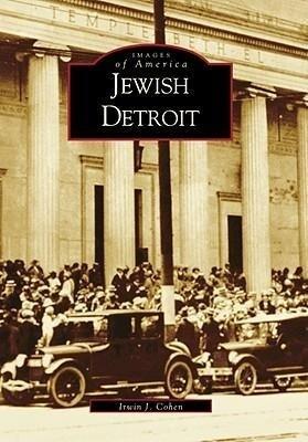 Jewish Detroit als Taschenbuch