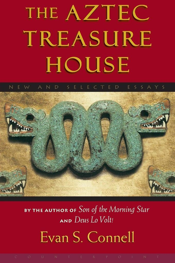 Aztec Treasure House als Taschenbuch