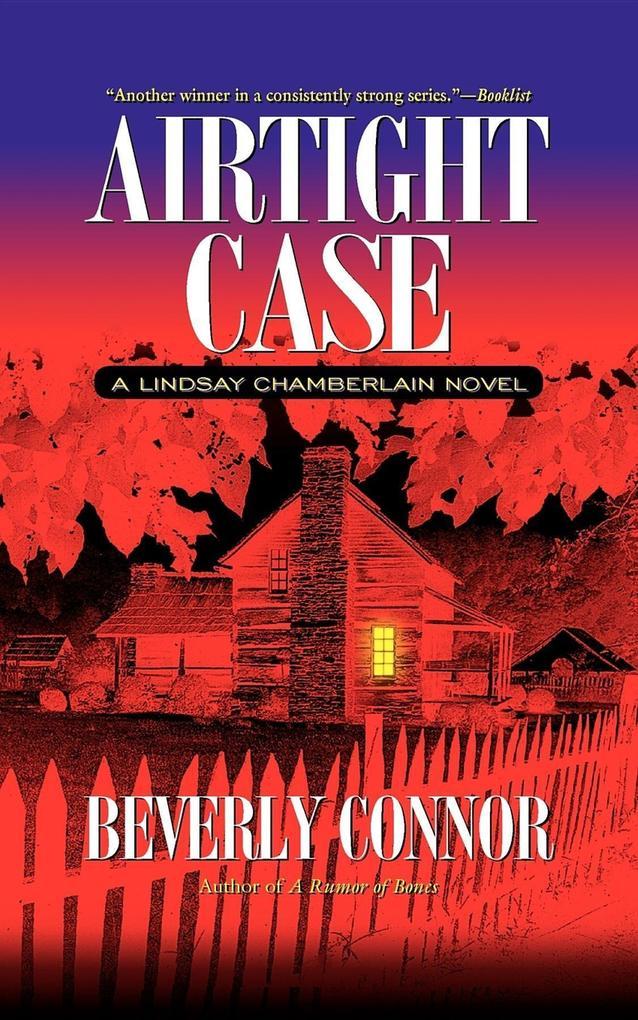 Airtight Case: A Lindsay Chamberlain Novel als Taschenbuch
