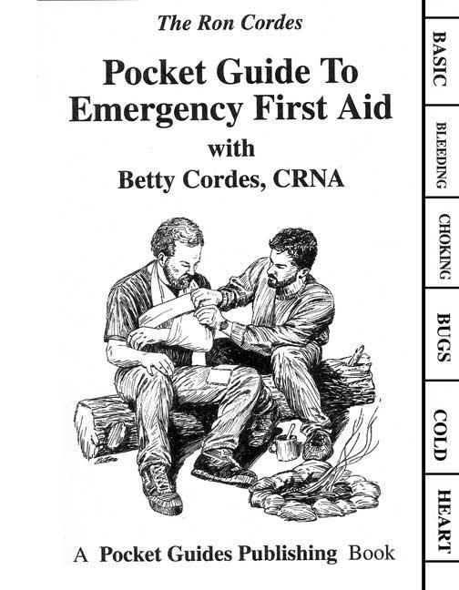 Pocket Guide to Emergency First Aid als Taschenbuch