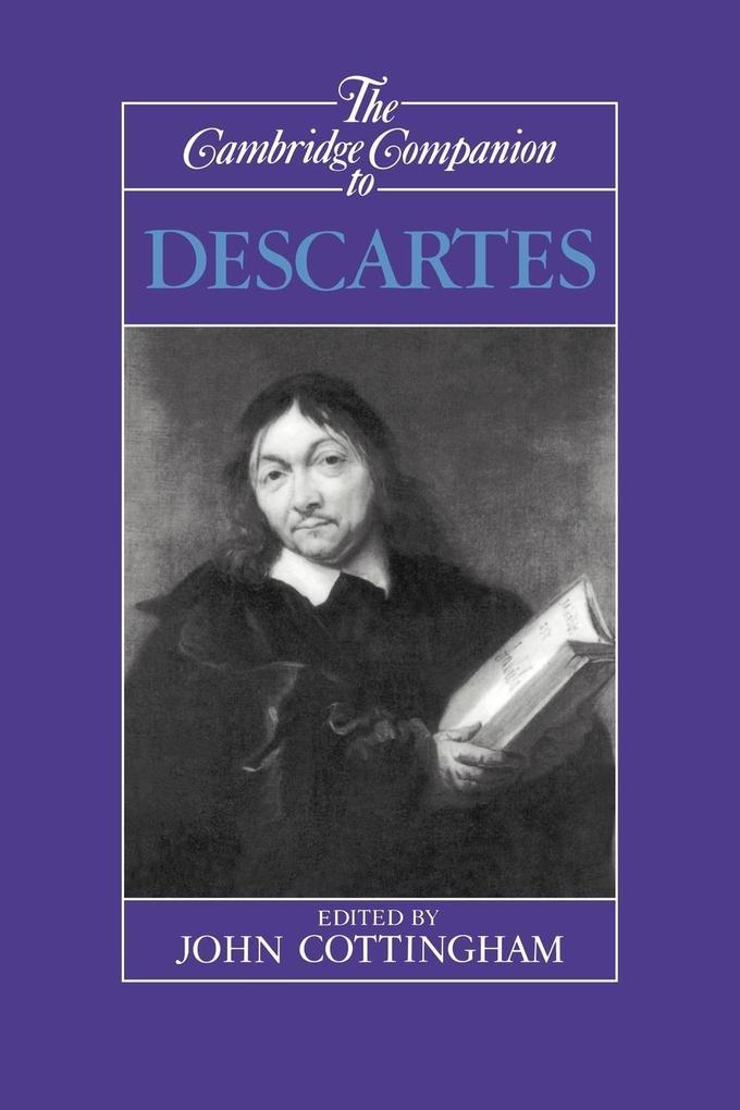 The Cambridge Companion to Descartes als Buch