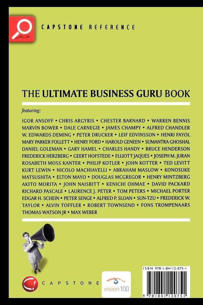 The Ultimate Business Guru Guide als Buch