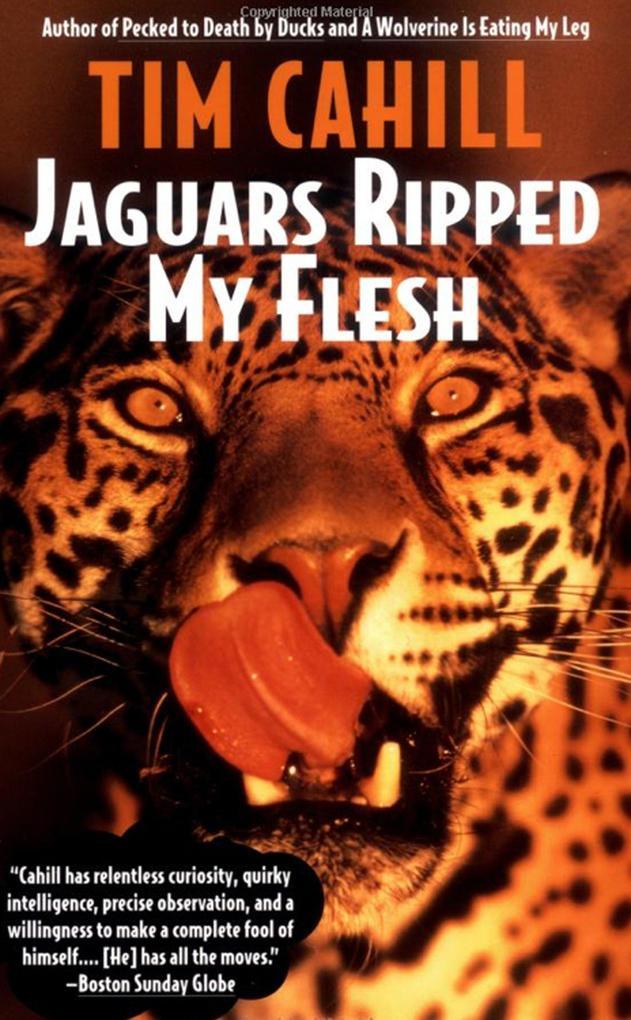 Jaguars Ripped My Flesh als Taschenbuch