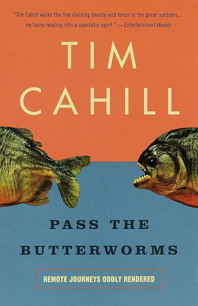 Pass the Butterworms: Remote Journeys Oddly Rendered als Taschenbuch