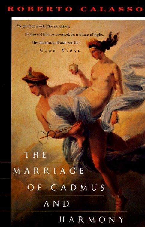 The Marriage of Cadmus and Harmony als Taschenbuch