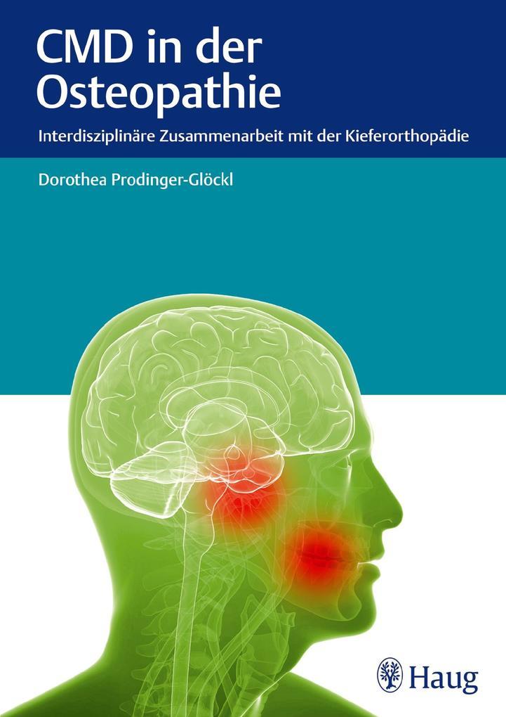 CMD in der Osteopathie als Buch von Dorothea Pr...