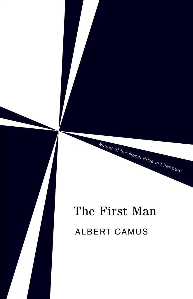 The First Man als Taschenbuch