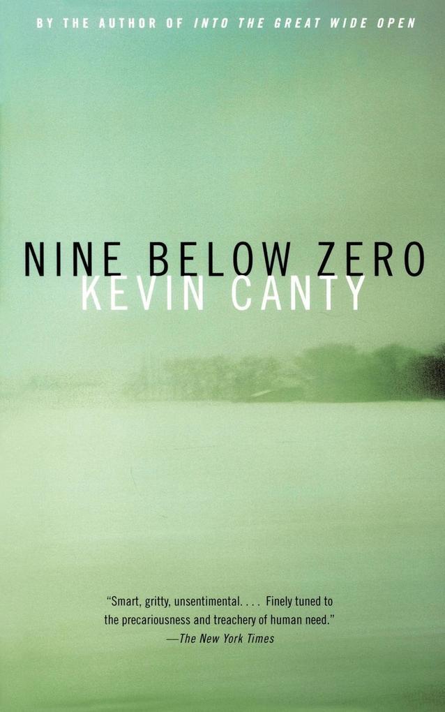 Nine Below Zero als Taschenbuch