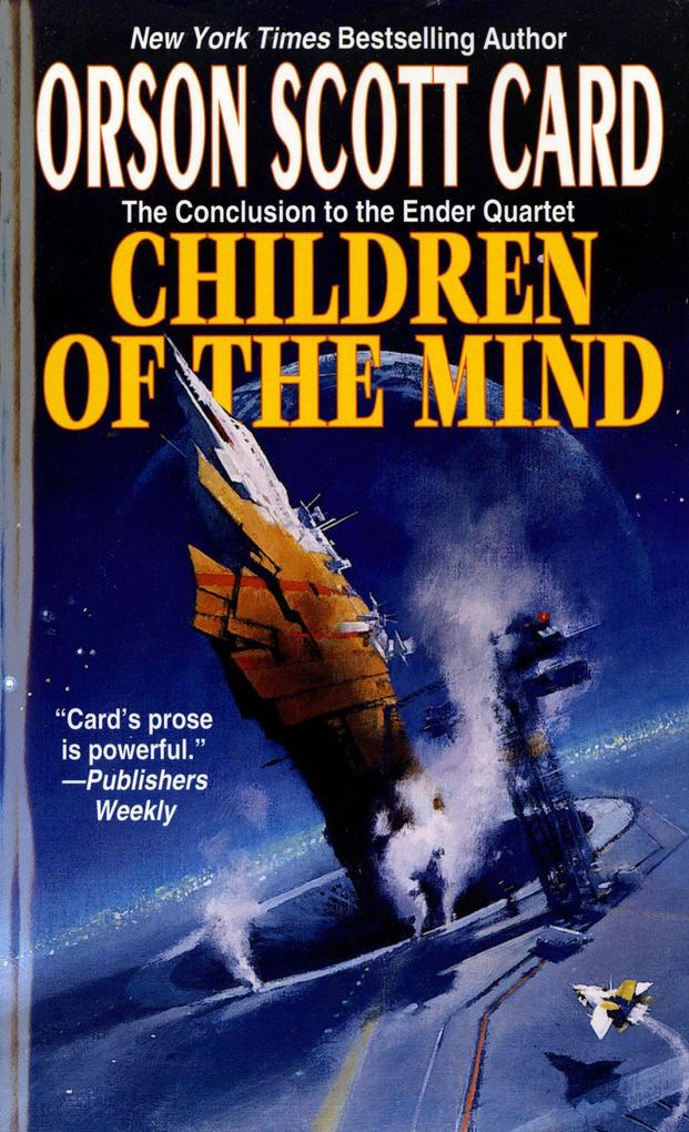 Children of the Mind als Taschenbuch