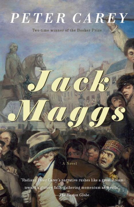 Jack Maggs als Taschenbuch