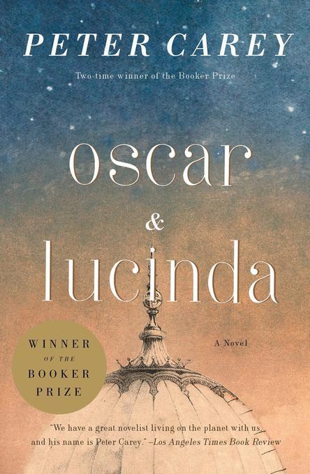 Oscar and Lucinda: Movie Tie-In Edition als Taschenbuch