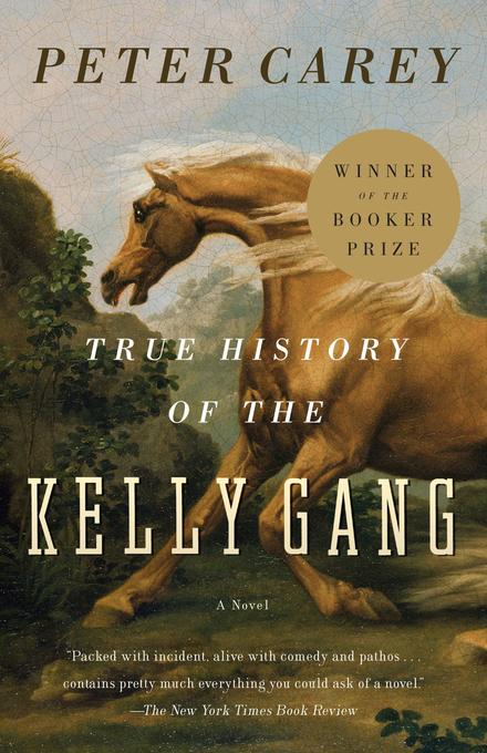 True History of the Kelly Gang als Taschenbuch