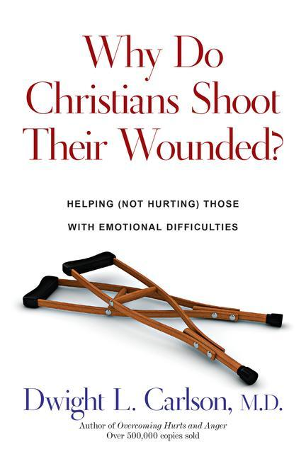 Why Do Christians Shoot Their Wounded?: Helping Not Hurting Those with Emotional Difficulties als Taschenbuch