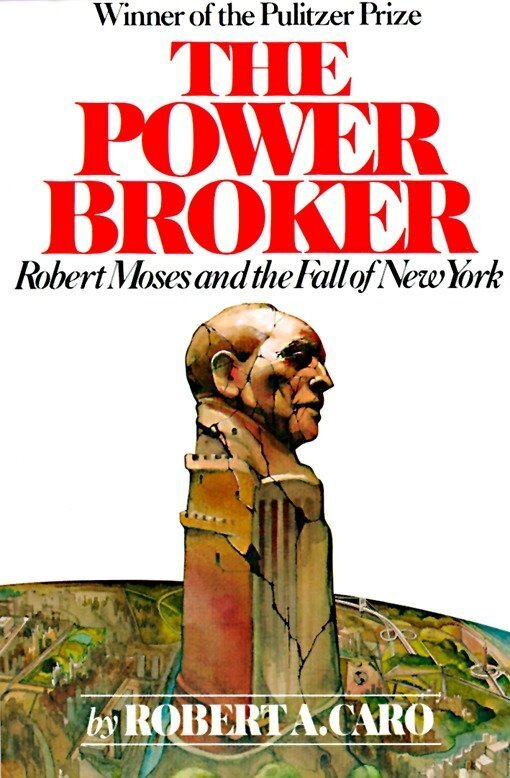 The Power Broker als Buch