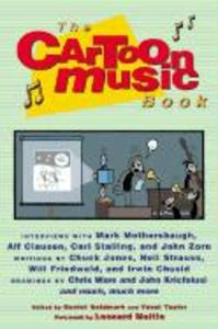 The Cartoon Music Book als Taschenbuch