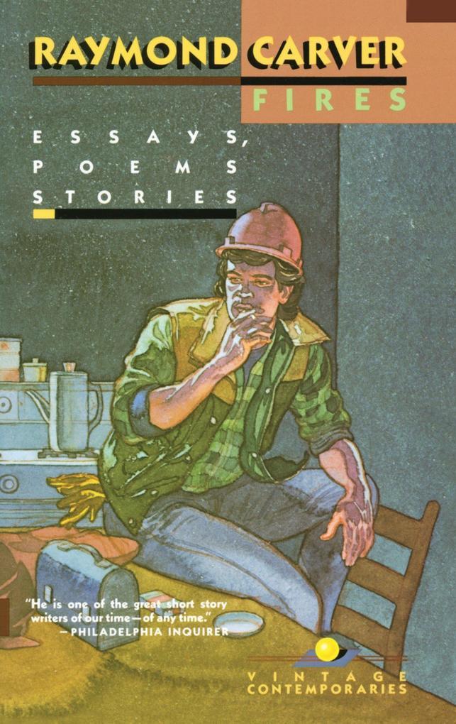 Fires: Essays, Poems, Stories als Taschenbuch