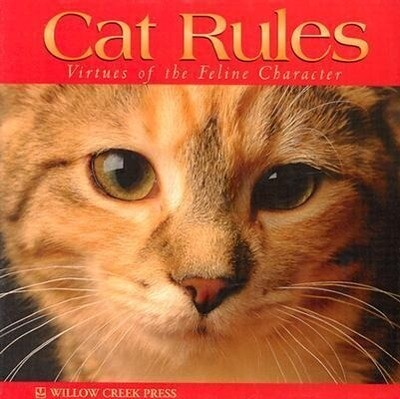 Cat Rules: Virtues of the Feline Character als Buch