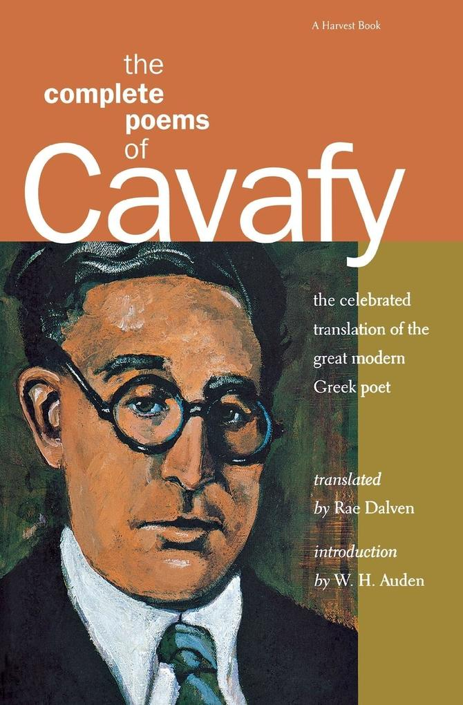 The Complete Poems of Cavafy: Expanded Edition als Taschenbuch