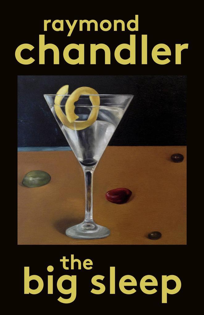 The Big Sleep als Buch