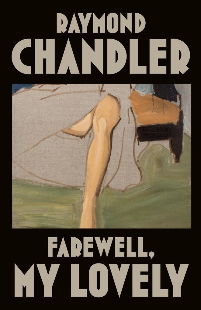 Farewell, My Lovely als Buch