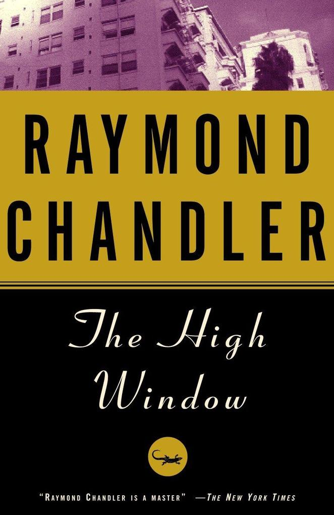 The High Window als Taschenbuch