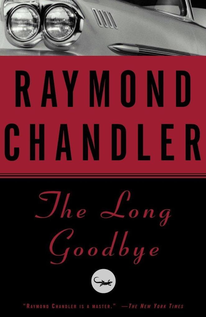 The Long Goodbye als Taschenbuch