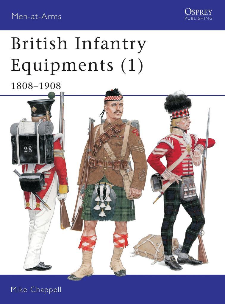 British Infantry Equipments als Taschenbuch