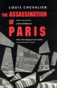 The Assassination of Paris als Buch