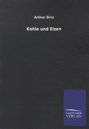 Kohle und Eisen als Buch von Arthur Binz