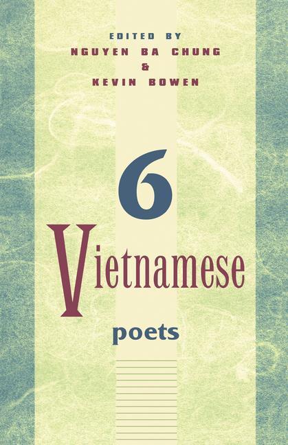 Six Vietnamese Poets als Taschenbuch