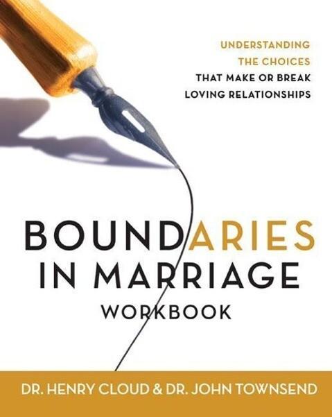 Boundaries in Marriage Workbook als Taschenbuch