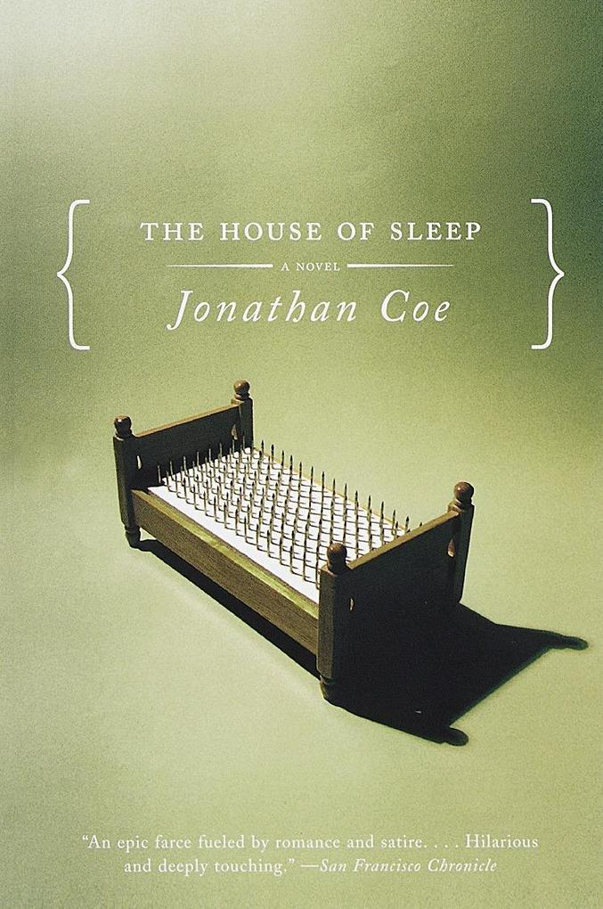 The House of Sleep als Taschenbuch