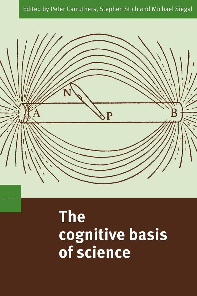 The Cognitive Basis of Science als Buch