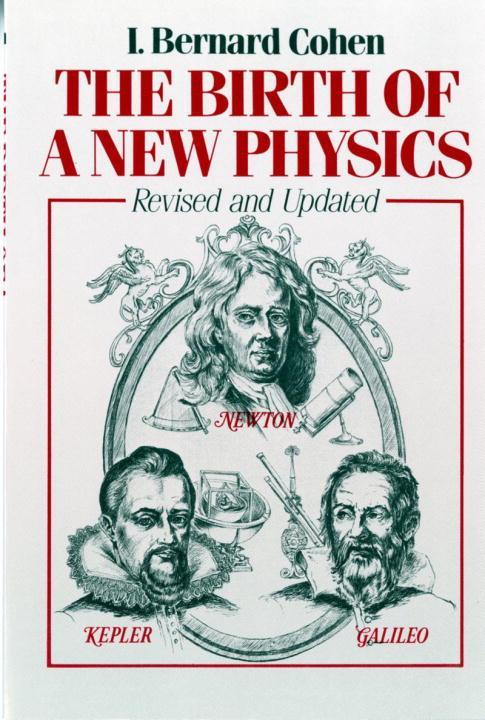 The Birth of a New Physics als Taschenbuch