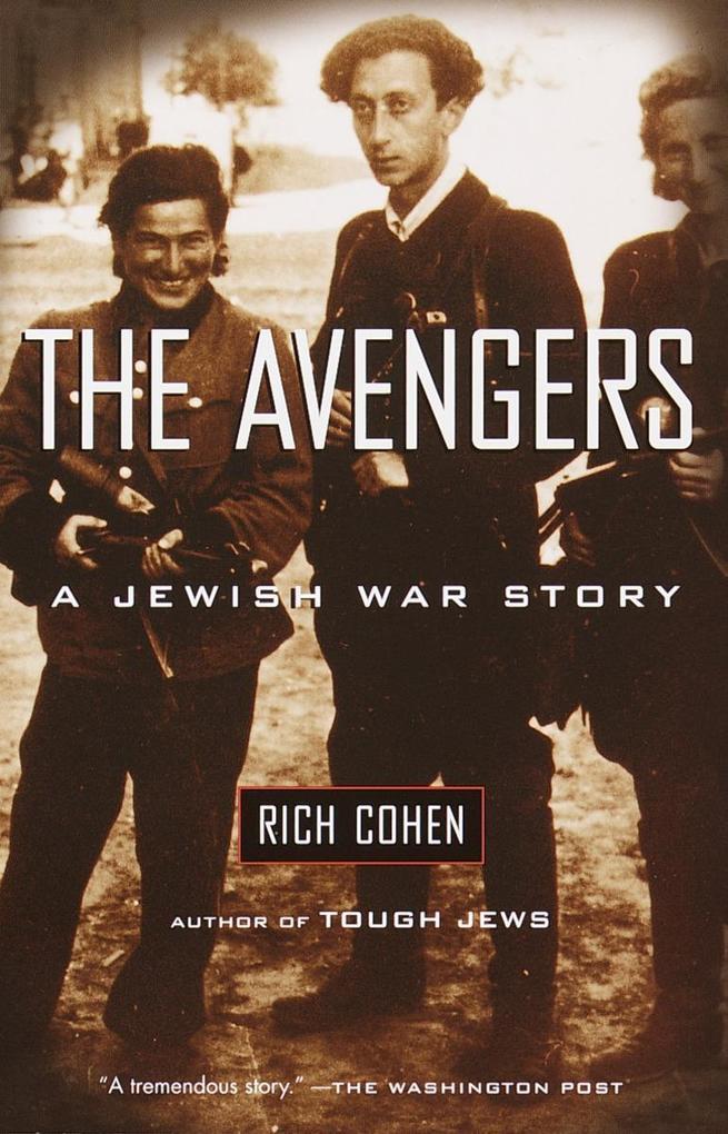 The Avengers: A Jewish War Story als Taschenbuch