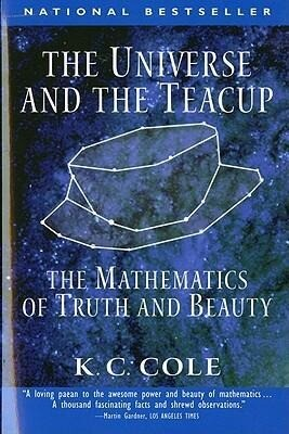 The Universe and the Teacup: The Mathematics of Truth and Beauty als Taschenbuch