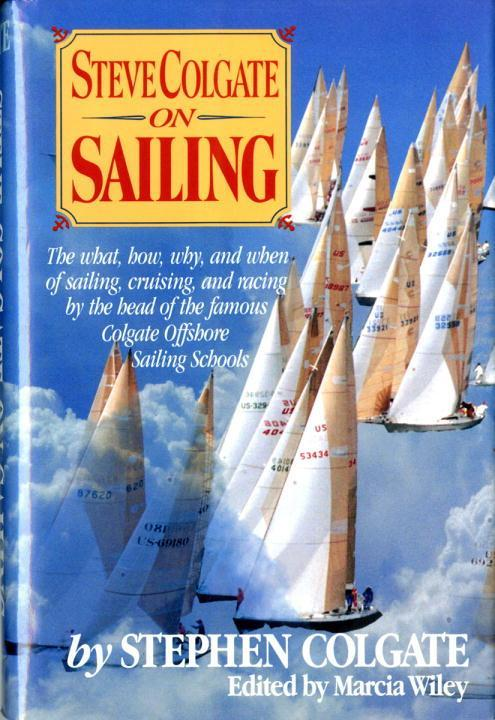 Steve Colgate on Sailing als Buch