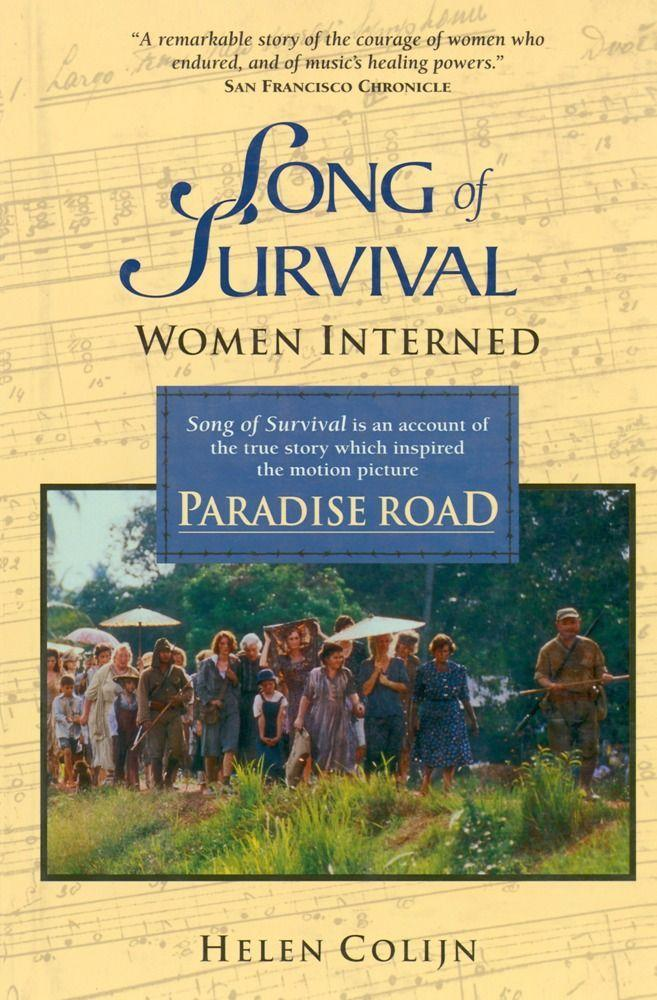 Song of Survival: Women Interned als Taschenbuch