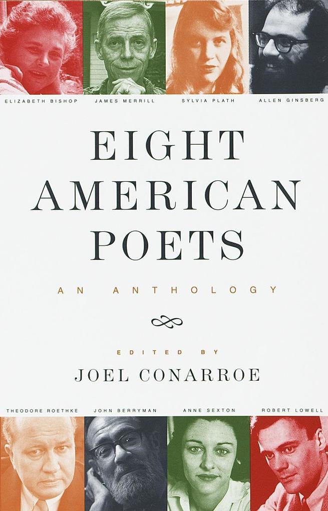 Eight American Poets: An Anthology als Taschenbuch