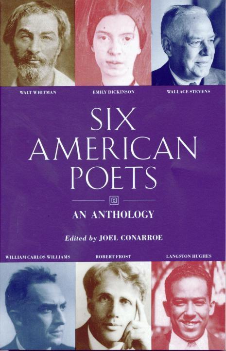 Six American Poets: An Anthology als Taschenbuch