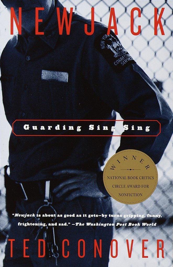 Newjack: Guarding Sing Sing als Taschenbuch