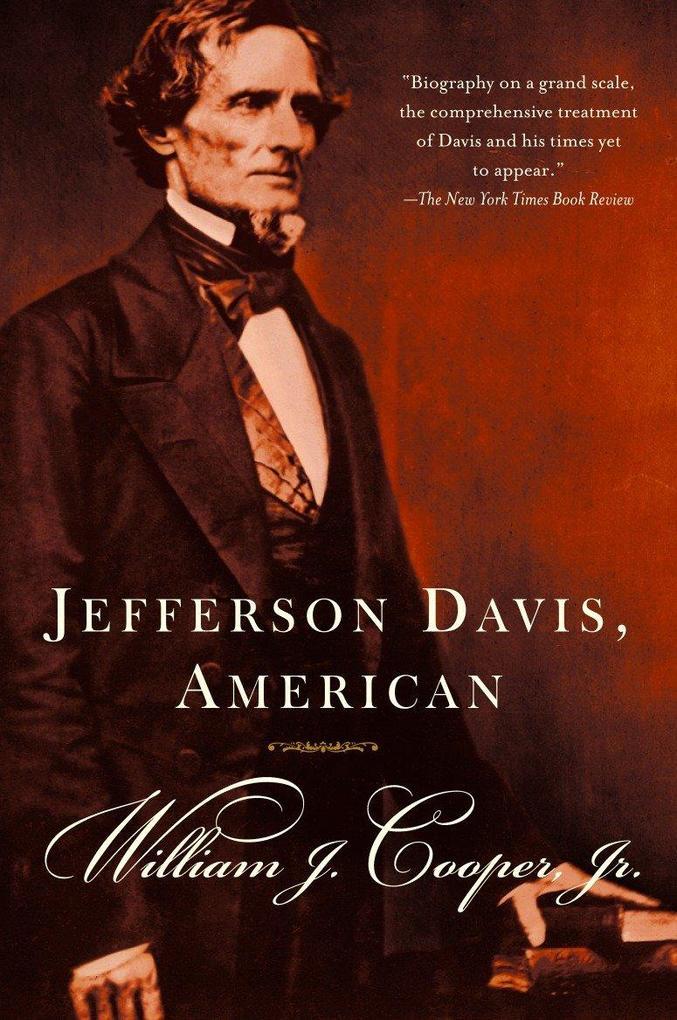 Jefferson Davis, American als Taschenbuch