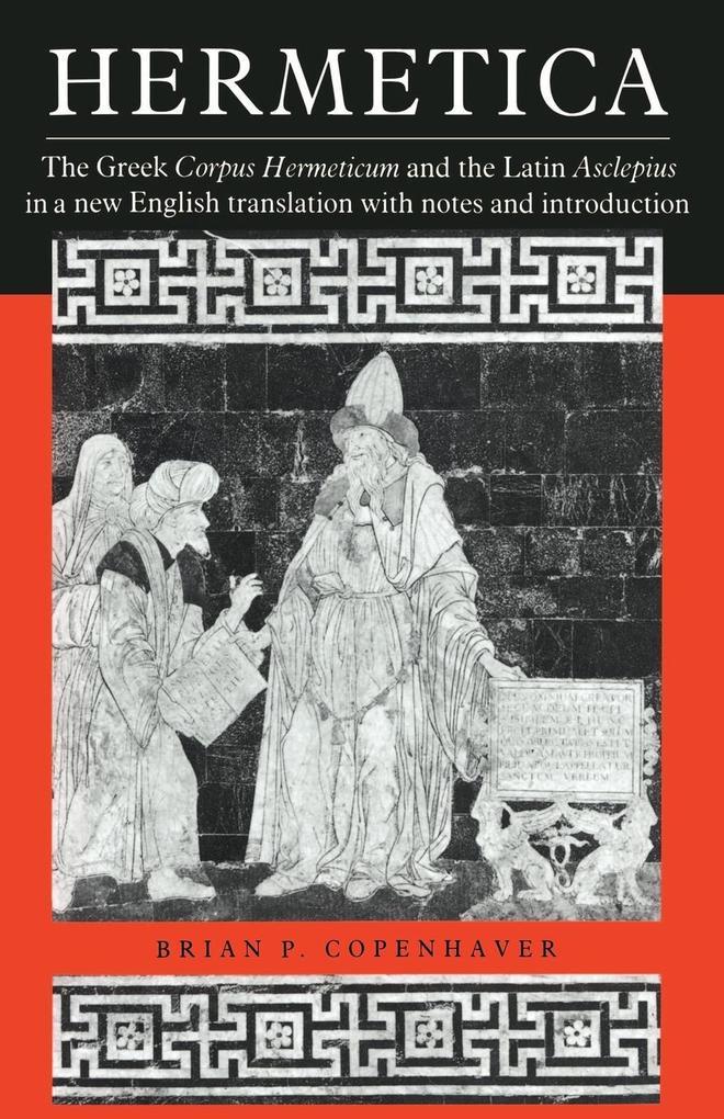 Hermetica als Buch