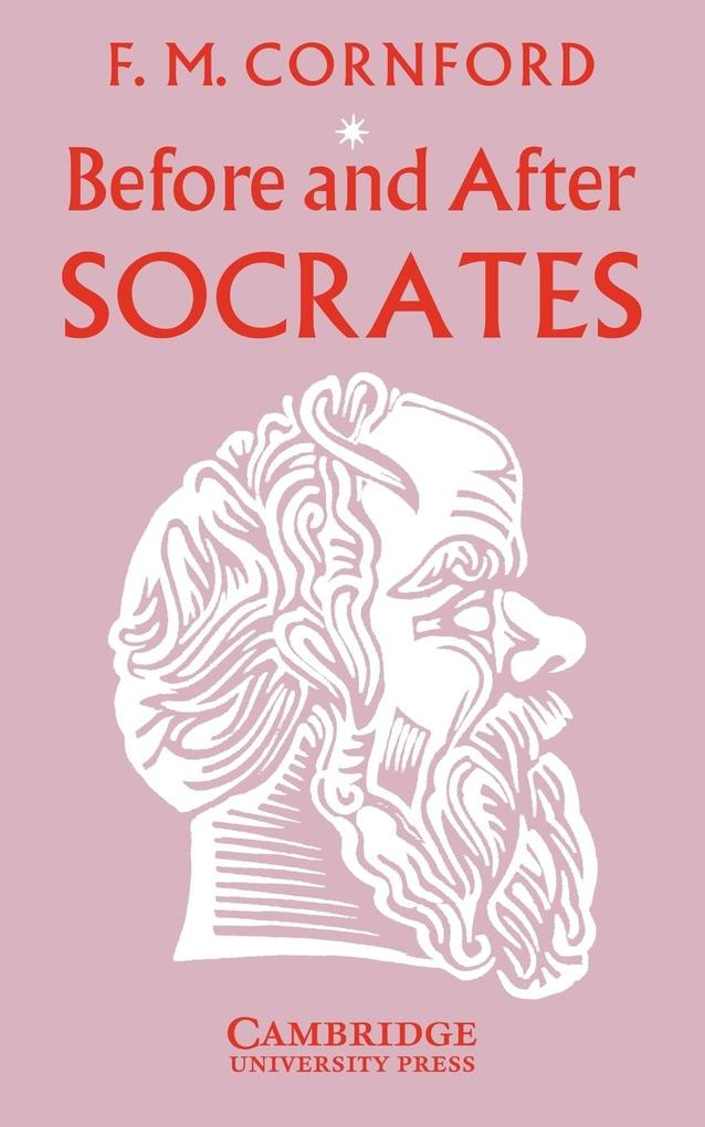 Before and After Socrates als Buch