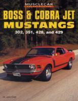 Boss and Cobra Jet Mustangs als Taschenbuch