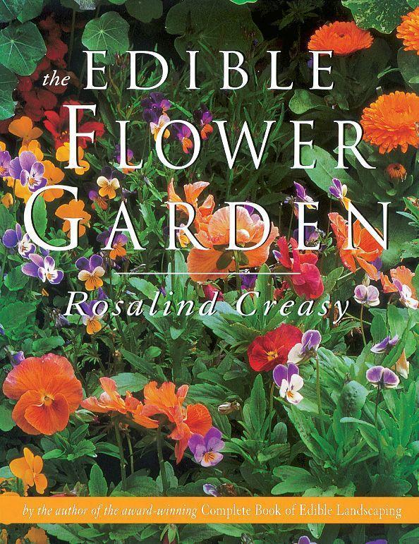 Edible Flower Garden als Taschenbuch