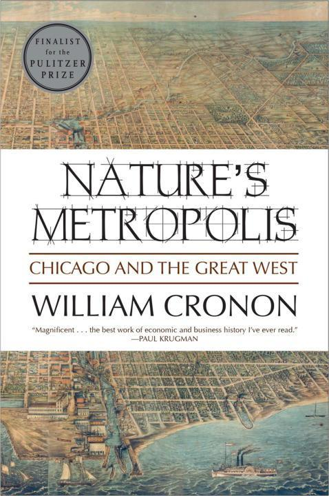 Nature's Metropolis: Chicago and the Great West als Taschenbuch